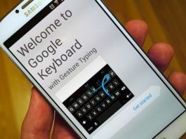Google's Gboard for android