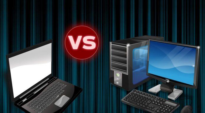 Laptops VS Desktop