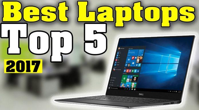 Top 5 Laptops Mac PC