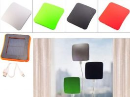 Solar Window chargers