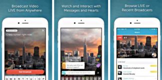 Periscope Broadcast Apps