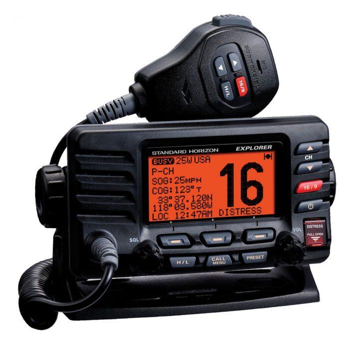 Marine DSC VHF Radio