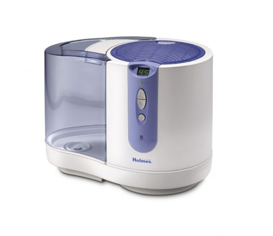Compact Mist-ifier and why install a humidifier at home