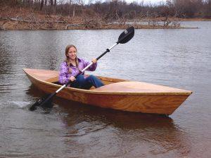 Mainstream kayak