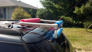 Mainstream kayak and boating