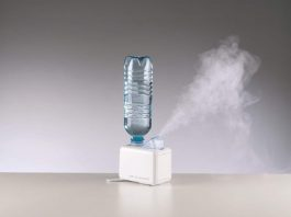 Travel humidifier, house humidifier: benefits and costs
