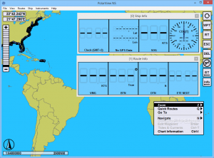 Polar Navy free chart viewer