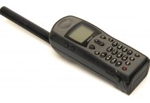 Satellite phones and GPS tracker