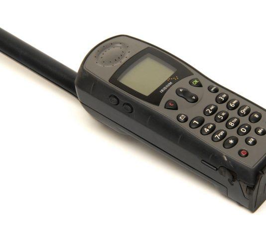 Satellite phones and GPS tracker