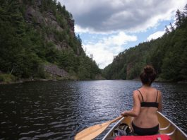 What to pack for rogue river kayaking in Algonquin Park