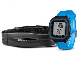 GPS monitoring, geocaching, Garmin Forerunner 50 & Heart Rate Monitor