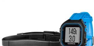 GPS monitoring, geocaching, Garmin Forerunner 50 & Heart Rate Monitor