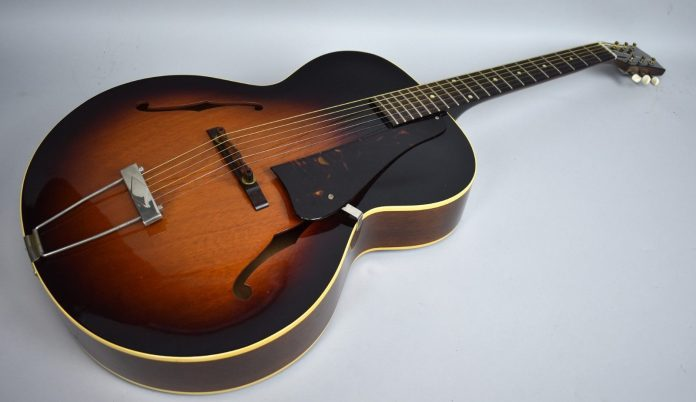 Vintage Archtop Guitars for musicians and collectors