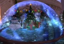 World of Warcraft's Feast of Winter Veil