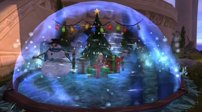 World of Warcraft's Feast of Winter Veil