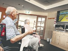 Seniors and Nintendo Wii – How to avoid injuries