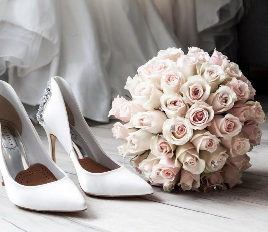 How to choose the right bridal shoes