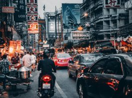 How to get around in Bangkok
